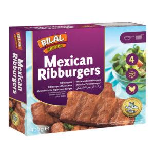 Bilal Snacks MEXICAN RIB BURGER