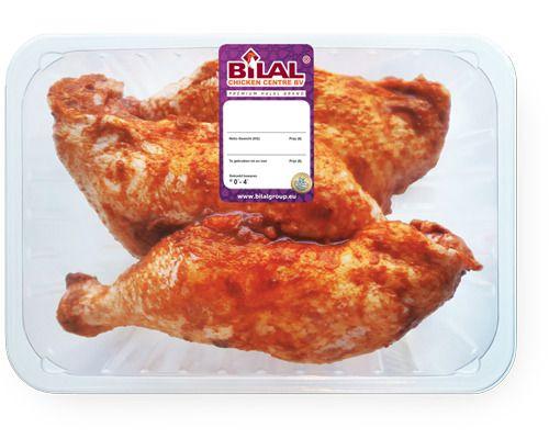 Bilal Chicken MARINATED CHICKEN LEGS