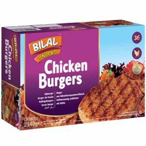 Chicken Burgers 36pcs