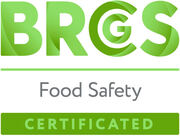 BRC food safety certificate